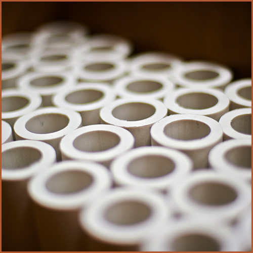 Manufacturing PTFE Clarion Sintered Metals