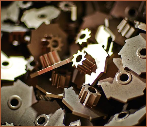 Non Automotive Clarion Sintered Metals
